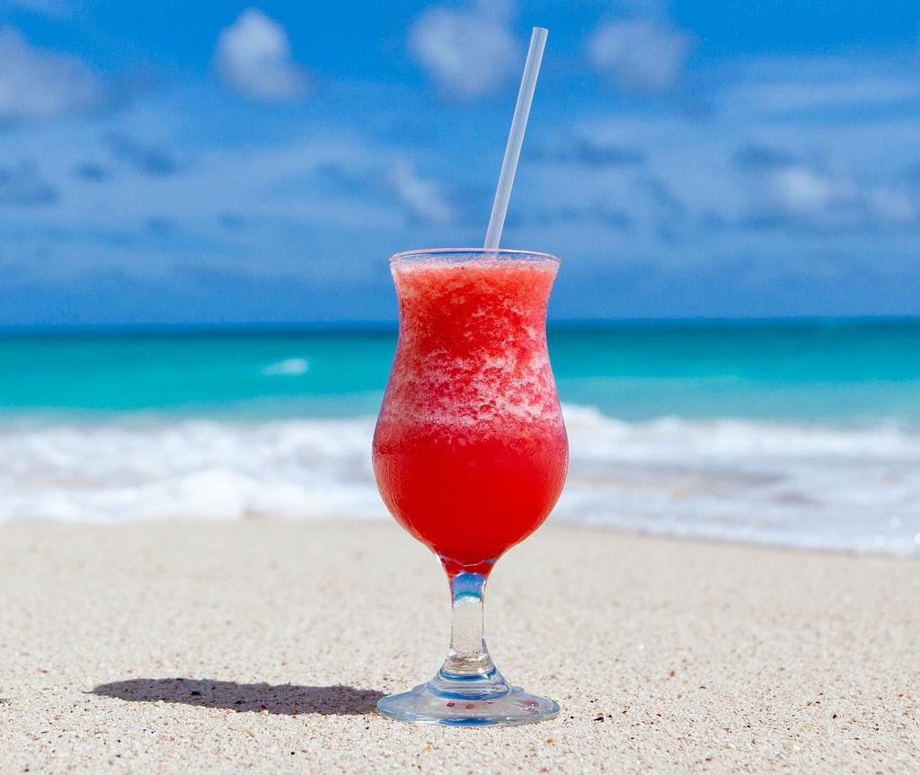 Party an der Playa de Palma