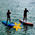 Mallorca: 1 Stunde Stand-Up-Paddleboard-Unterricht