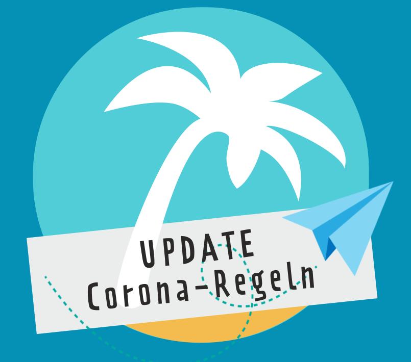 Update Corona-Regeln